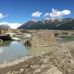 Kennicott Glacier Pool kayaking