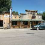 The great Ponderosa Cafe