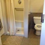 Clean bathrooms!