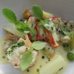 small plate- more seafood delights