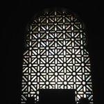 window Inside the mosque