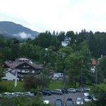 Вид из отеля,рядом с отелем