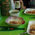 Street food @55 baht p.p.
