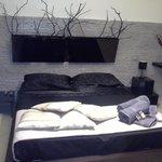la camera grigia