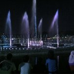 Another fountain show