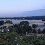 The Potomac River from the Kennedy Center