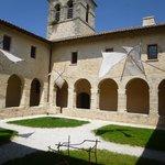 Le couvent des Minimes qui est aussi un lieu d'expo