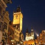 Praga by night