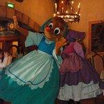 Auberge de Cendrillon - Suzy danse
