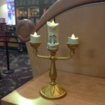 Lumiere at the World of Disney
