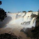 Arco iris (Rainbow) en Cataratas del Iguazú