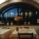 Posto molto bello e accogliente ottimo per una cena a lume di candela