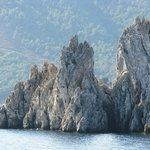 Рифы и Скалы залива Мармрис