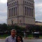 Visita al Indiana War Memorial