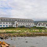 Kinloch Hotel from the beach