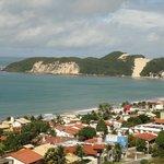 Vista do Morro de Careca / Praia Ponta Negra