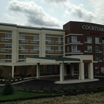 Welcome! It's a new stay at Courtyard by Marriott.