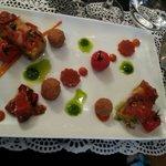 Déclinaison de tomates : miam !!!