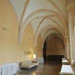 Vista interior claustro