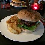 The Classic Burger - £10