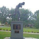 Jim Thorpe Statue