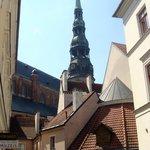 Купол церкви Св.Петра