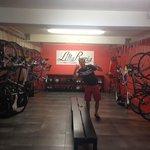 bike room :-)