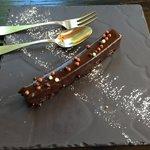 Dessert barre chocolat...