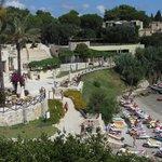 Piazzale Bar, Anfiteatro e spiaggia