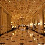 Hall to Grand Ballroom