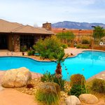 Outdoor Pool; Aug 2 2014