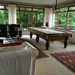 second common room - billiards