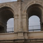 Detalle arcos fachada