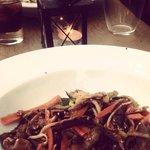 Vegan wok