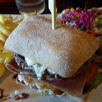 Excellent burger!