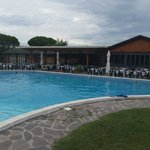piscine lac