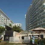 View Hotel/ Apartmentbuilding