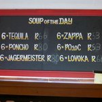 """""""Soup of the day"""""""