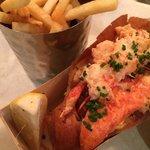 Burger & Lobster Lobster Roll
