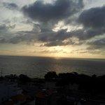 Pôr do Sol na Ponta da Areia