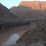 Base of the Grand Canyon