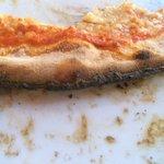 pizza brulée