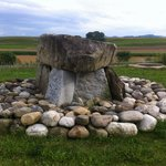 This (sort of) menhir was next to the motorway nearby the others