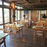 Restaurant Maxbräu - Frühstücksbereich