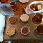 Beer Sampler - I recommend!