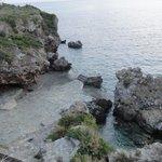 Gnospi swimming platform