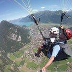 4000ft over Interlaken