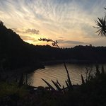 The end of a perfect day at Babbacombe Bay