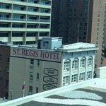 The St. Regis Hotel Calgary, a dive