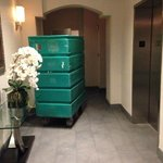 1st Floor Laundry Carts